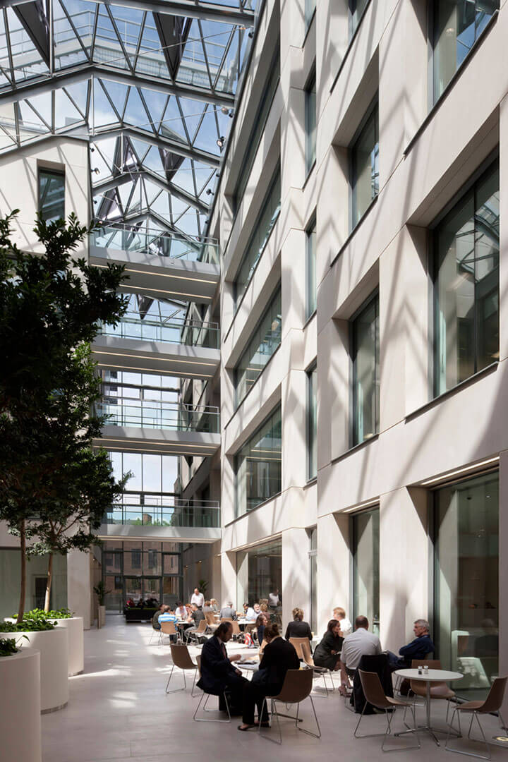 UNISON Headquarters • Architecture • Squire and Partners